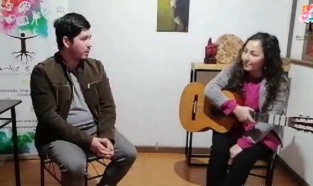 Continúan los talleres de guitarra para niños/as y adultos/as